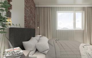 sypialnia projektant