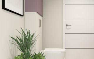 łazienka projekt