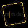 Projektowanie M-Studio Logo